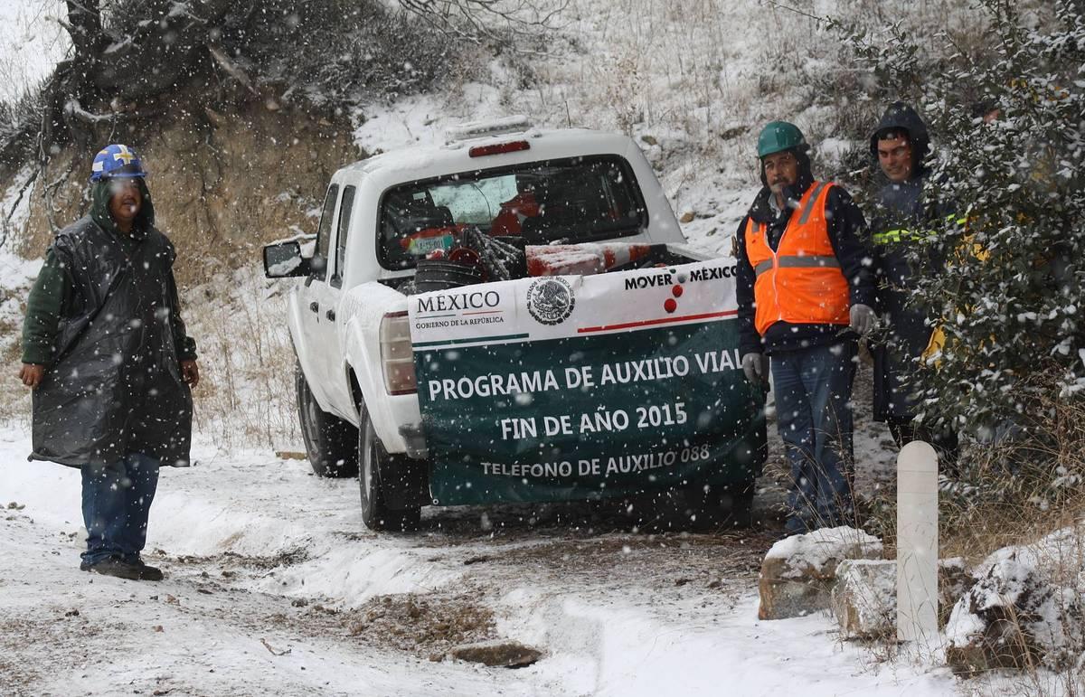 В 23 штатах Мексики введен режим чрезвычайной ситуации из-за холодов