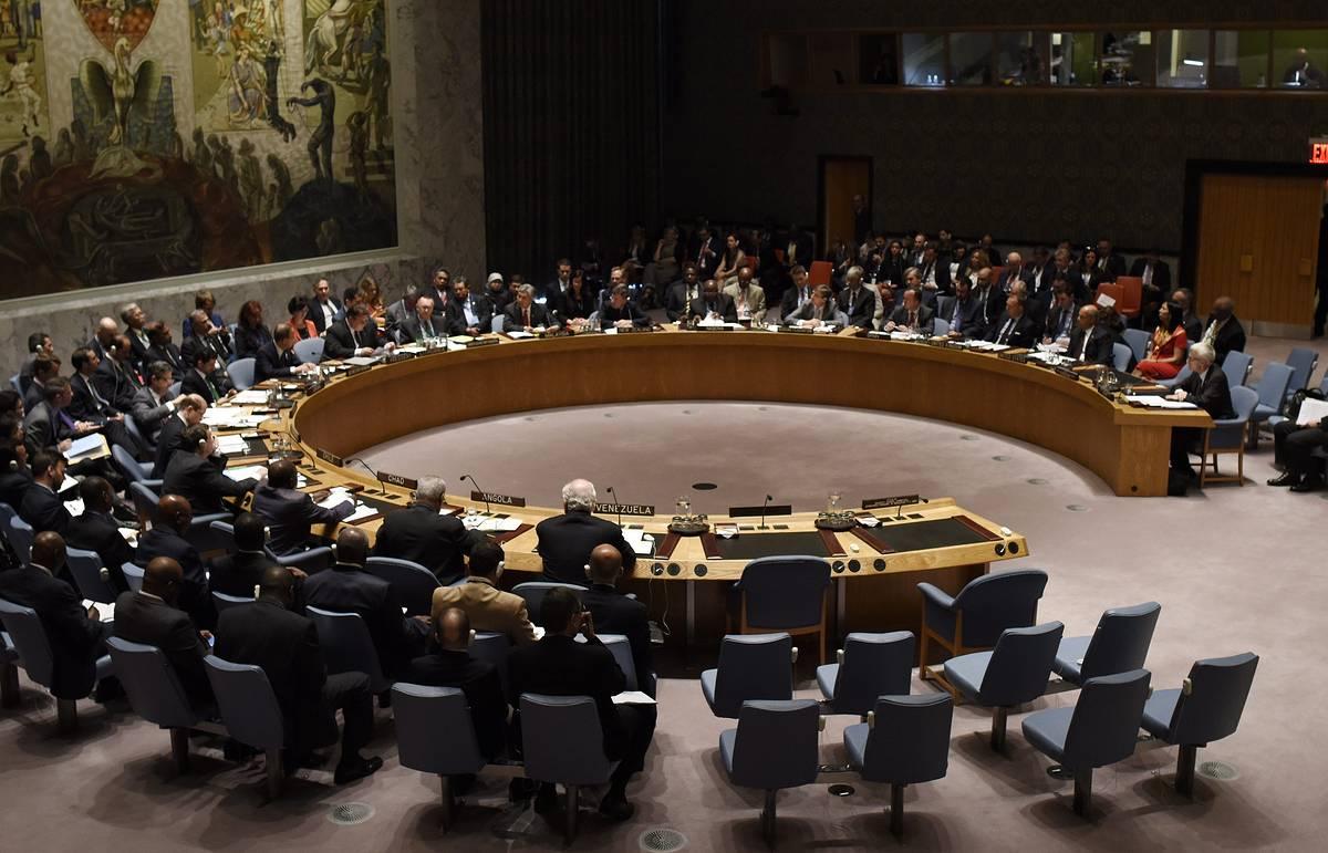 Совбез ООН не достиг согласия по предложенному РФ проекту резолюции по Сирии