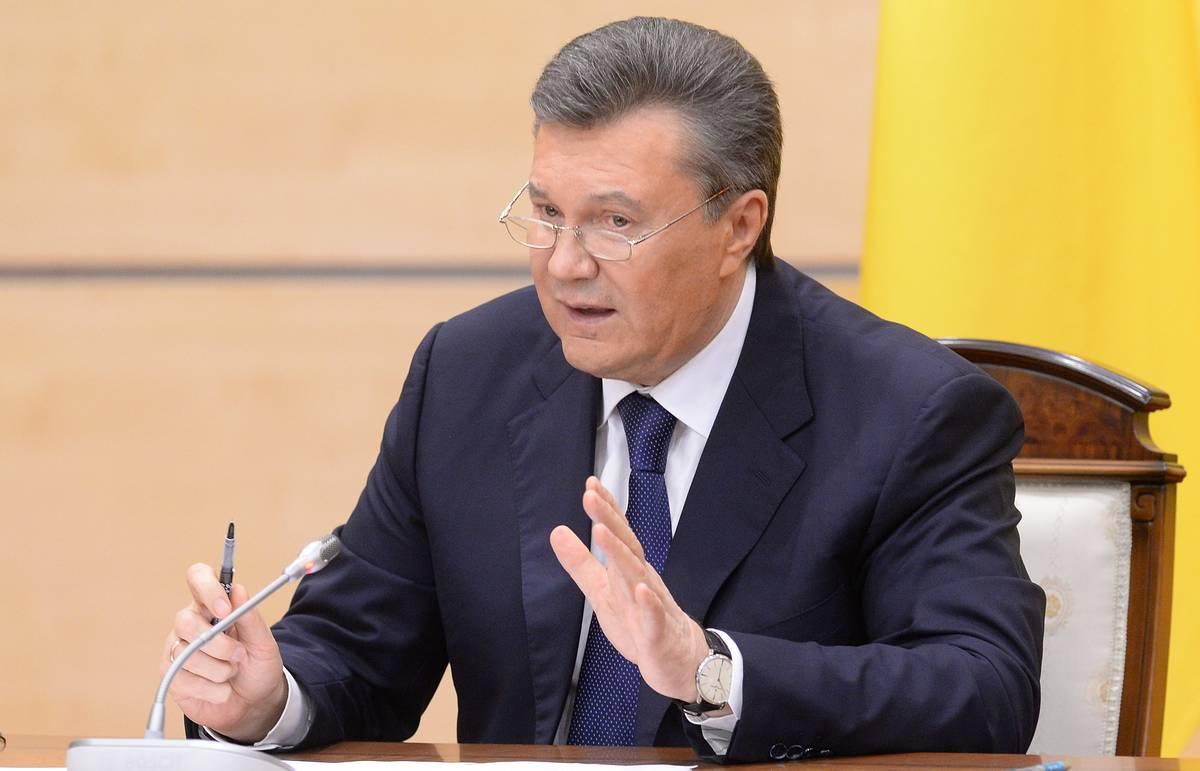 Янукович намерен вернуться на Украину в качестве президента