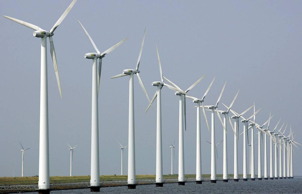 Исследование: сотни ветрогенераторов в Нидерландах признаны нерентабельными