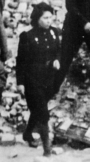 М.А.Жилинская. Фото: Военно-медицинский музей