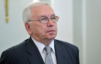 Human Rights Ombudsman Vladimir Lukin