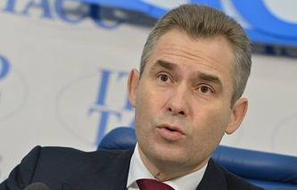 Children's ombudsman Pavel Astakhov