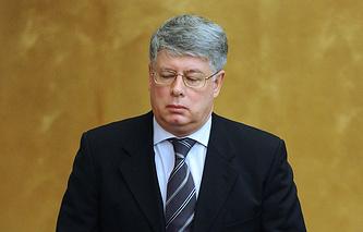 Permanent Representative of the Russian Federation at the UN office and other international organizations in Geneva Alexei Borodavkin