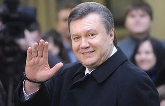 Viktor Yanukovych (archive)