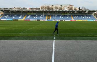 Sevastopol stadium (archive)