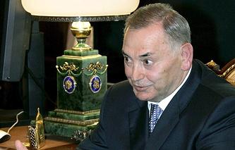 Alexander Dzasokhov