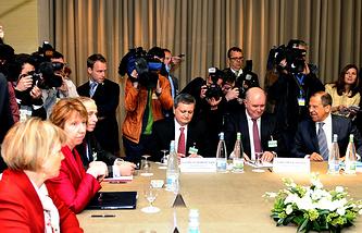 Geneva meeting on the crisis in Ukraine