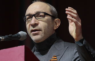 Kharkiv mayor Gennady Kernes