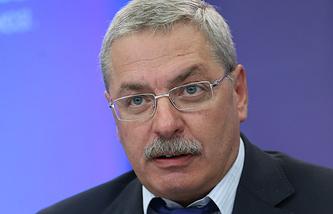 Russian Deputy Energy Minister Anatoly Yanovsky