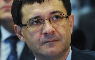 Lawmaker Valery Seleznyov