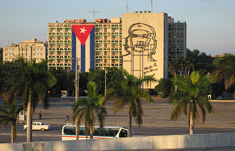 A view of Havana