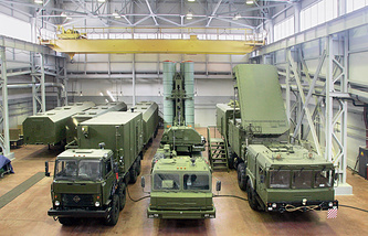Almaz-Antei defence enterprise (archive)