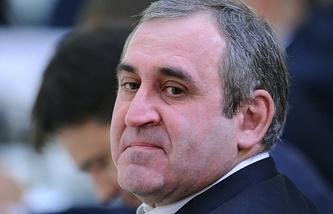 Russian State Duma Deputy Speaker Sergei Neverov