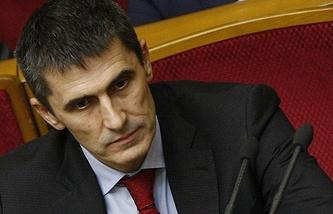 Ukrainian Prosecutor-General Vitaly Yarema