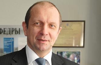 ECHR Ad Hoc Judge Andrei Bushuyev