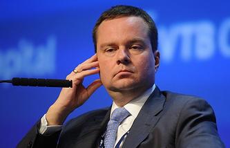 Russian Deputy Finance Minister Alexei Moiseyev