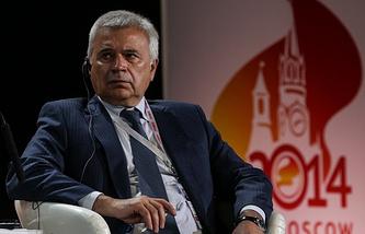 Lukoil CEO Vagir Alikperov