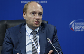 Russian Minister for Far Eastern Development Alexander Galushka