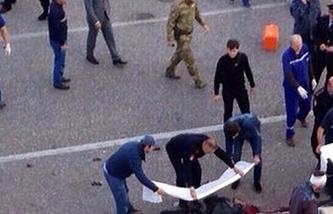 Grozny, October 5