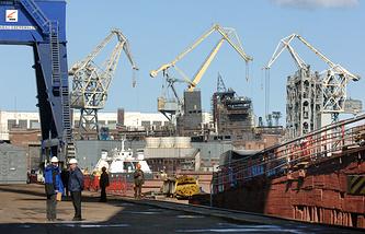 JSC Admiralty Shipyards