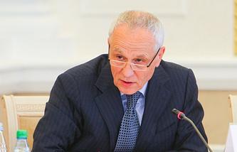 Union State's Secretary Grigory Rapota