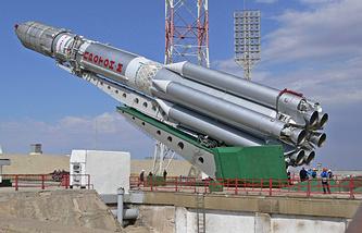 Proton rocket (archive)