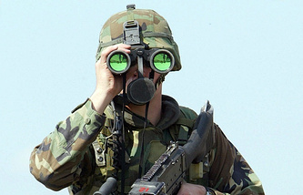 NATO soldier (archive)