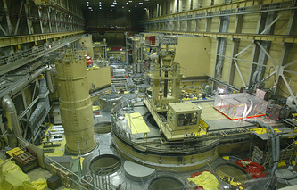 Paks Nuclear Power Plant (archive)