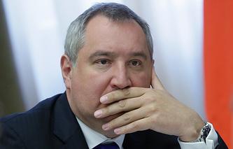 Russian Deputy PM Dmitry Rogozin