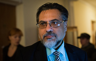 LPR chief negotiator Vladislav Deinego