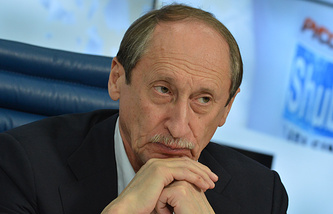 Russian Athletics Federation chief Valentin Balakhnichev
