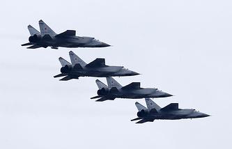 Sukhoi Su-24 jets