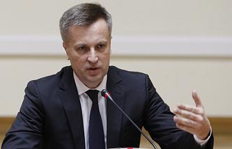 SBU head Valentyn Nalyvaichenko
