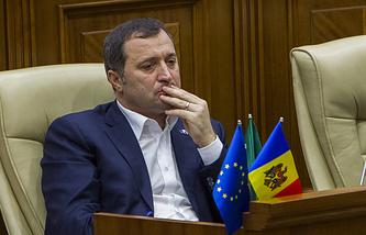 Former Prime Minister of Moldova Vlad Filat
