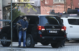 Turkish Police Special Action forces