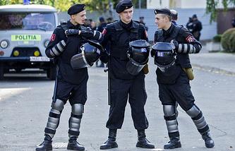Moldovan police (archive)