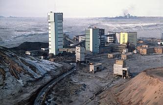 Severnaya coalmine