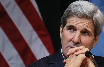 US State Secretary John Kerry
