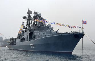 Large anti-submarine ship Admiral Vinogradov