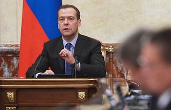 Dmitry Medvedev