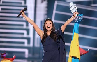 Ukraine's  singer Jamala