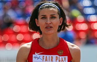 Anna Chicherova