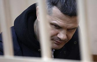 Domodedovo Airport owner Dmitry Kamenshchik