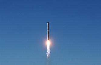 Zenit-class space rocket (archive)