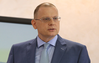 Russian ombudsman Konstantin Dolgov