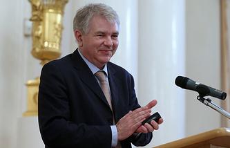 Russian Deputy Foreign Minister Alexei Meshkov