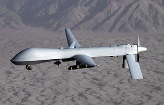 Predator drone (archive)