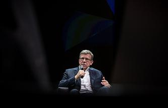 Russian ex-Finance Minister Alexei Kudrin