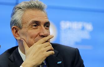 VEB CEO Sergey Gorkov
